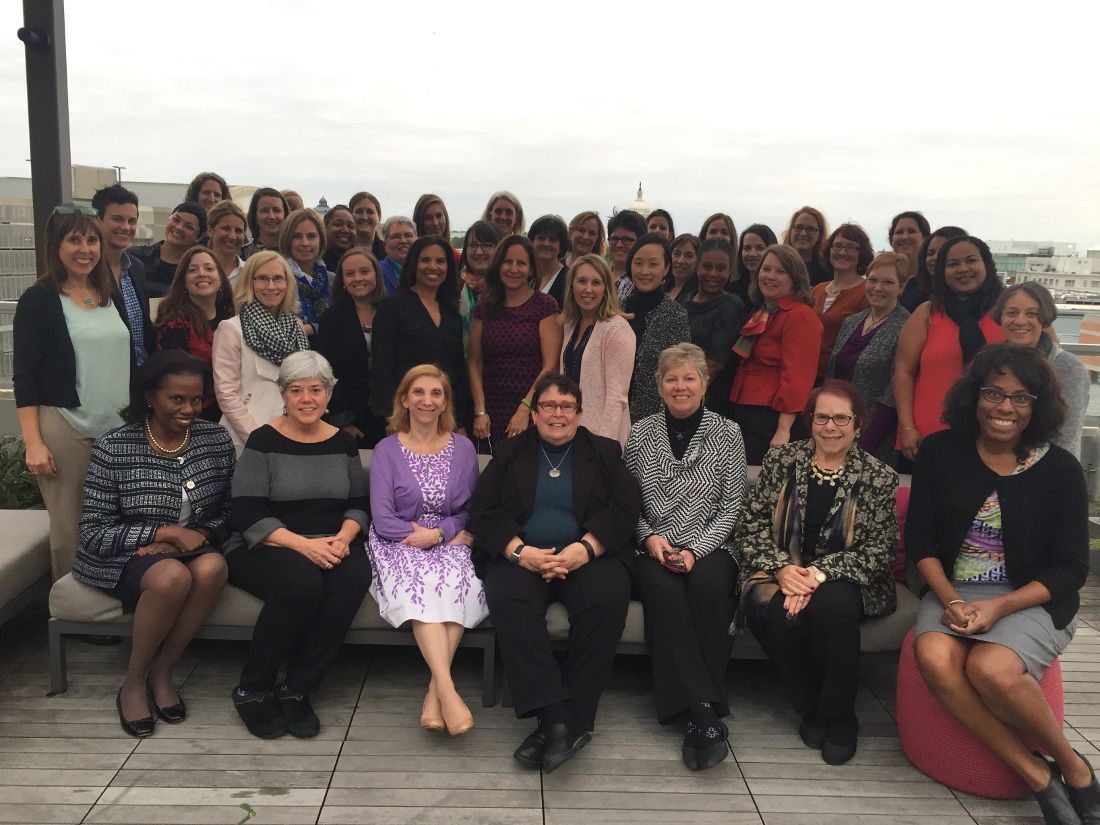 Participants in the LIWP training workshop at APA in November