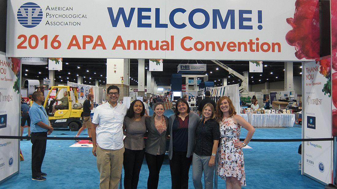 Members of the APAGS Convention Committee