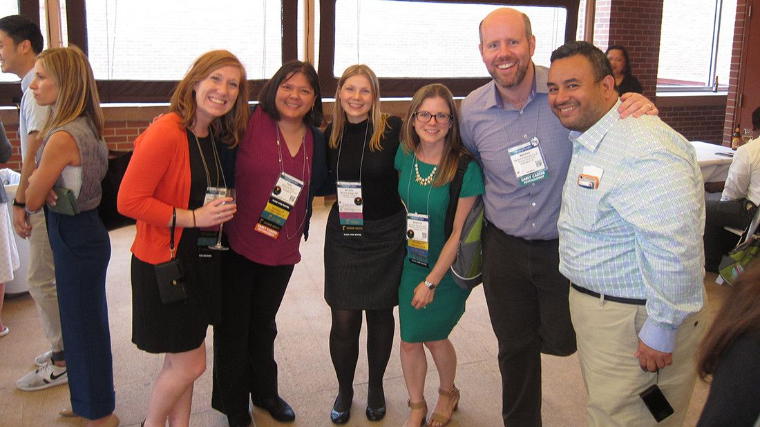 APAGS social at 2016 APA convention