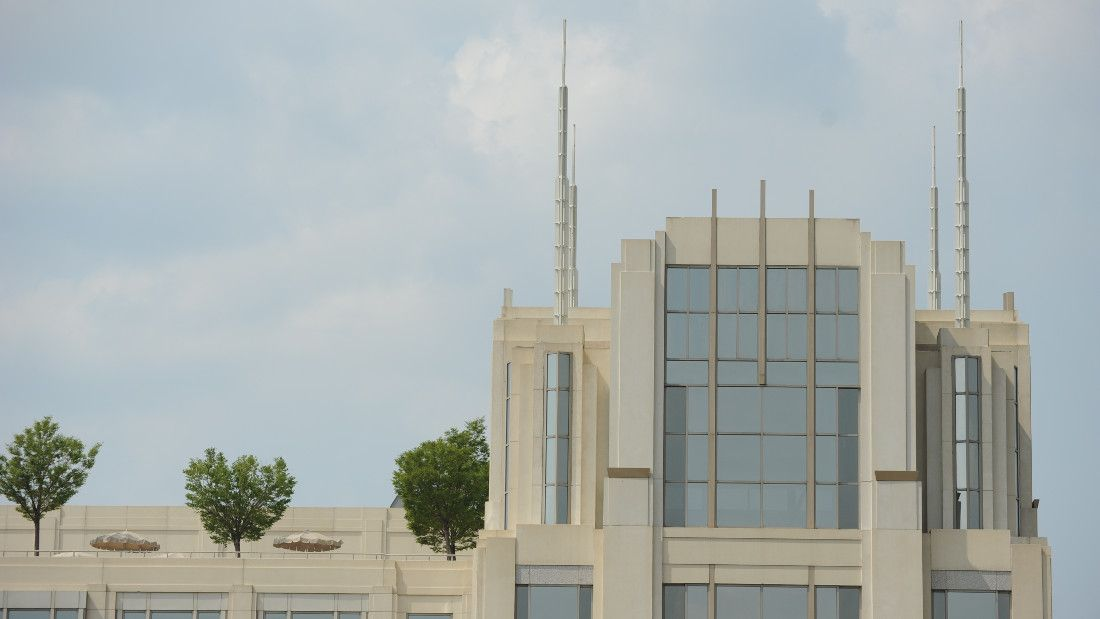 APA building exterior