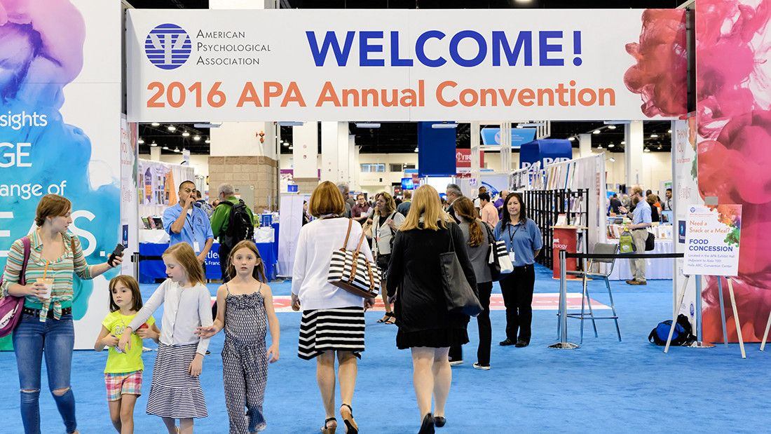 APA Convention 2016