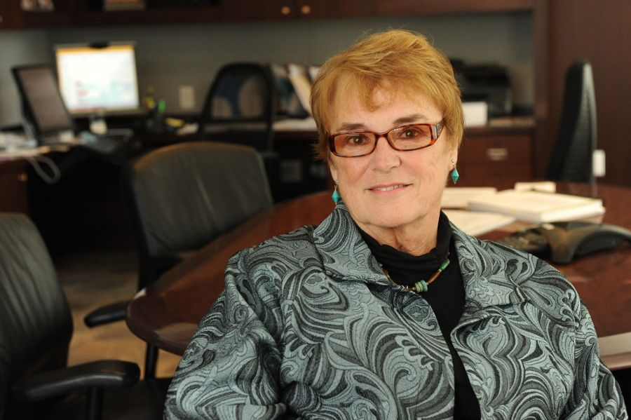 Dr. Cynthia Belar, APA interim executive